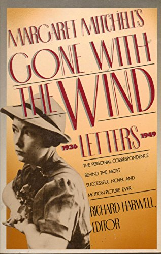 9780020209508: Margaret Mitchell's Gone With the Wind Letters, 1936-1949