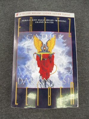 9780020223481: Gather, Darkness! (Collier Nucleus Fantasy & Science Fiction)