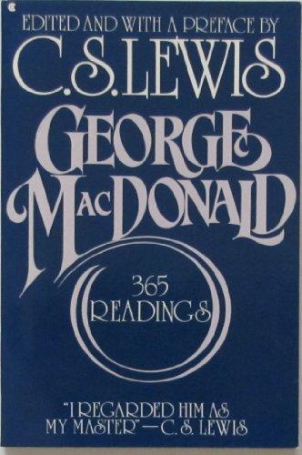 9780020226406: George MacDonald: 365 Readings