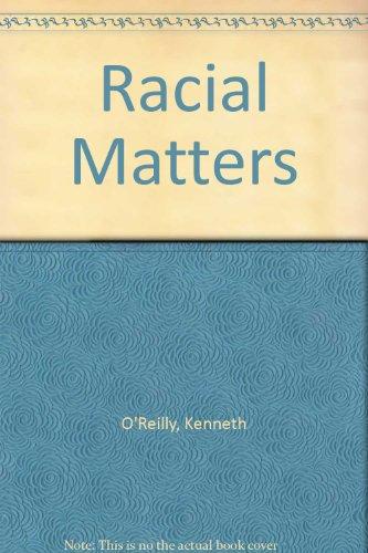 9780020236825: Racial Matters