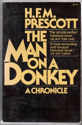 9780020238300: Man on a Donkey