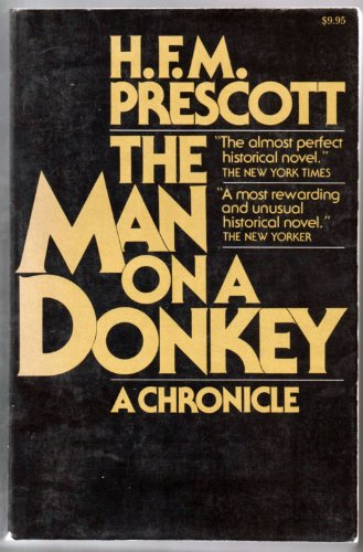 9780020238300: The Man on a Donkey: A Chronicle