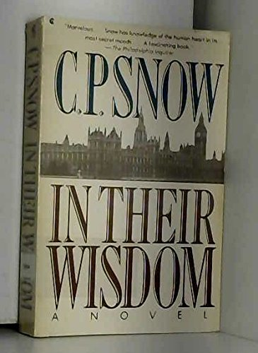 9780020254003: In Their Wisdom: A Novel