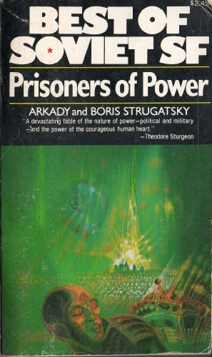 9780020255802: Prisoners of Power (Best of Soviet SF)