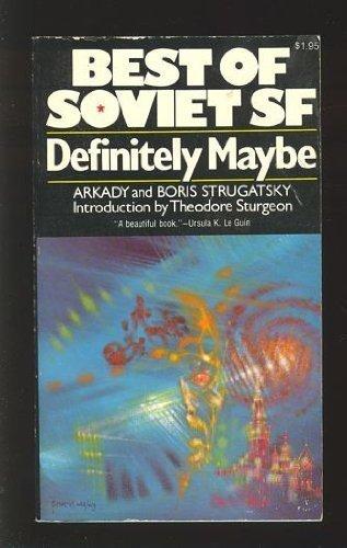 9780020255901: Definitely Maybe (Best of Soviet science fiction series)
