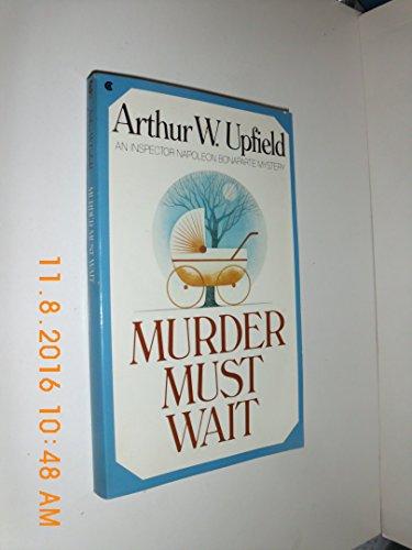 9780020259008: Murder Must Wait: A Scribner Crime Classics
