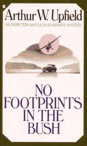 9780020259404: NO FOOTPRINTS IN THE BUSH (Scribner Crime Classics)