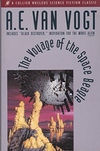 "9780020259909: The Voyage of the ""Space Beagle"" (Collier Nucleus Science Fiction)"