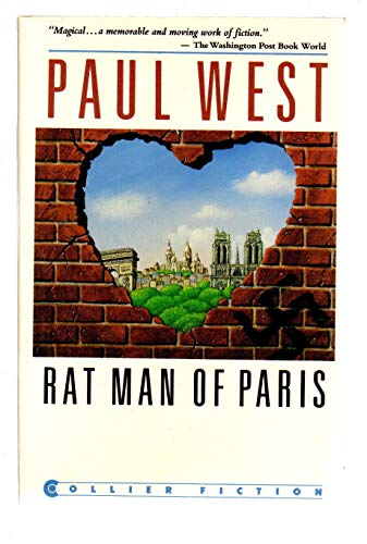 9780020262503: Rat Man of Paris (Collier Fiction)