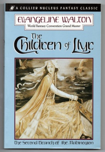 9780020264743: The Children of Llyr (Collier Nucleus Fantasy Classics)
