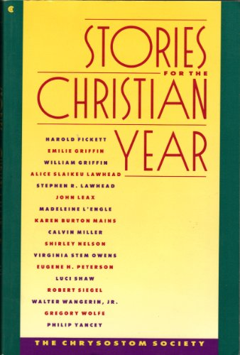 9780020281856: Stories for the Christian Year