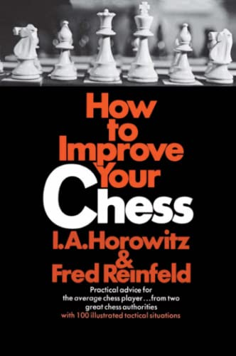 9780020288909: How to Improve Your Chess