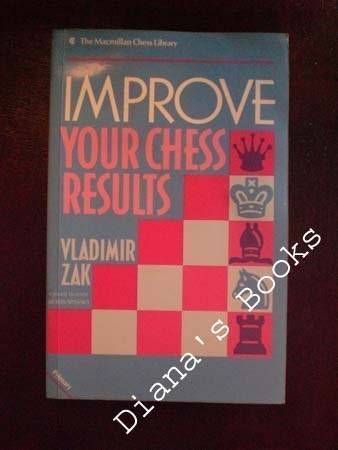 9780020290803: Improve Your Chess Results (Macmillan Chess Library)