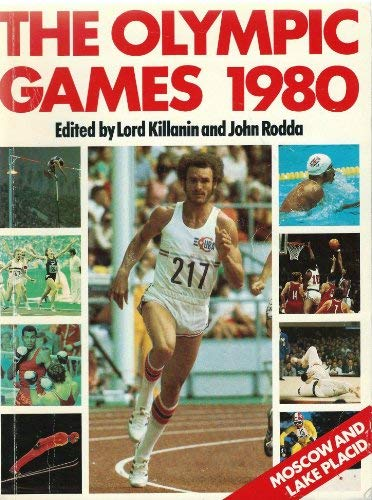 9780020292609: The Olympic games, 1980: Moscow and Lake Placid