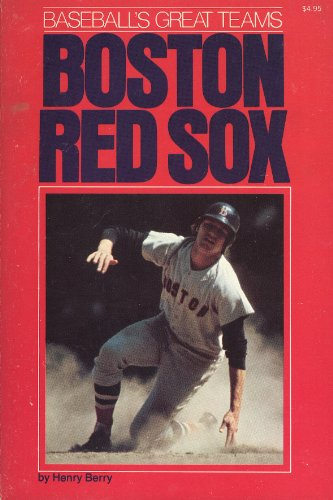 9780020293705: Boston Red Sox