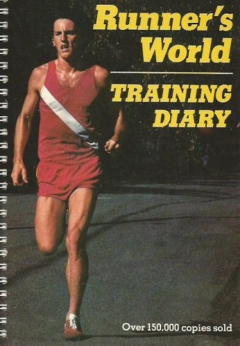 9780020294702: The Runner's World Training Diary
