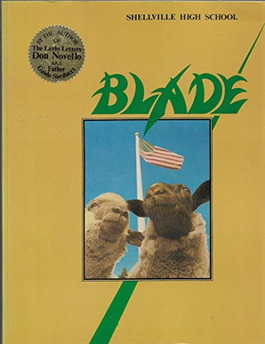 9780020295808: The Blade: Shellville High School Yearbook