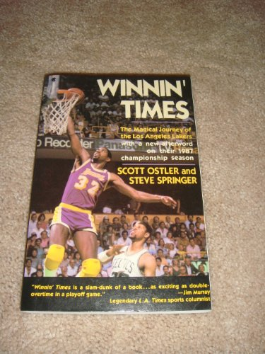 9780020295914: Winnin' Times: The Magical Journey of the Los Angelos Lakers