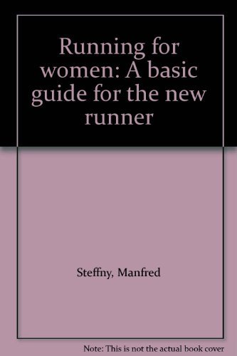 9780020296409: Running for women: A basic guide for the new runner