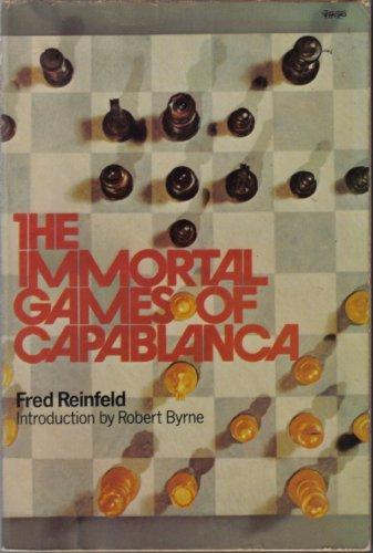 9780020296904: Immortal Games of Capablanca