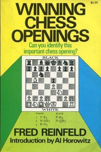 9780020297604: Winning Chess Openings