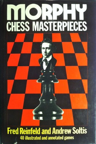 9780020297703: Morphy Chess Masterpieces
