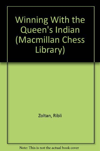 9780020298014: Winning With the Queen's Indian (Macmillan Chess Library)