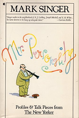 9780020298229: Mr. Personality: Profiles and Talk Pieces