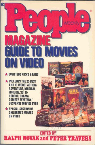 The People Magazine Guide to Movies on Video: Novak, Ralph; Travers, Peter