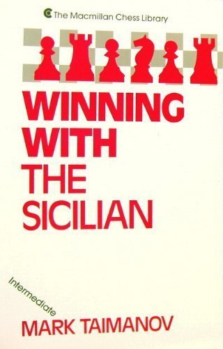 9780020298649: Winning With the Sicilian (The Macmillan chess library)