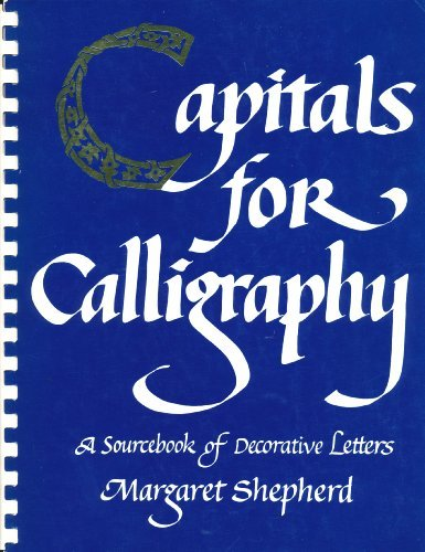 9780020299608: Capitals for Calligraphy: A Sourcebook of Decorative Letters