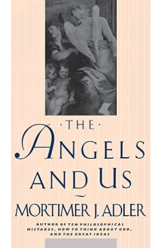 9780020300656: The Angels and Us