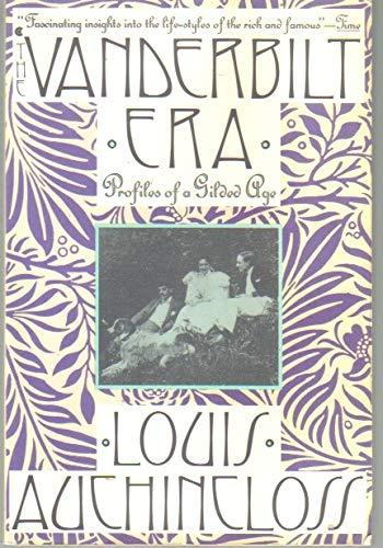 9780020303107: The Vanderbilt Era: Profiles of a Gilded Age