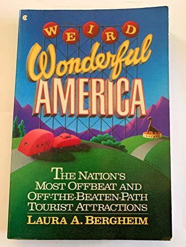9780020306306: Weird, Wonderful America