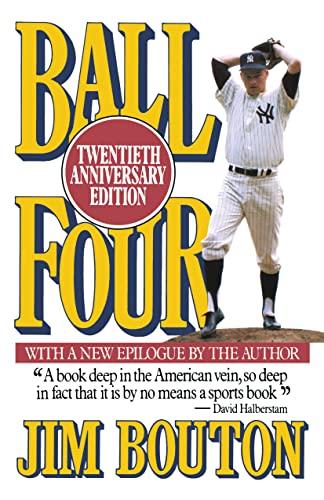 9780020306658: Ball Four: Twentieth Anniversary Edition