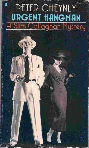 9780020310600: Urgent Hangman: A Slim Callaghan Mystery (Slim Callaghan Series)