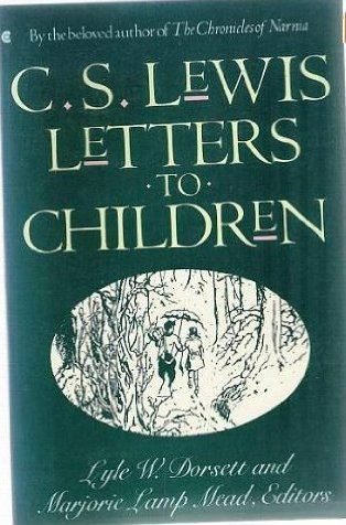 9780020317418: C.s. Lewis Letters to Children