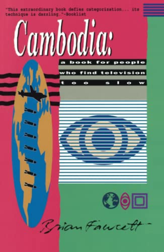 9780020321507: Cambodia: A Book for People Who Find Television Too Slow