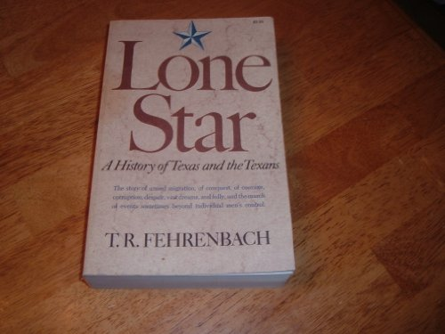 9780020321903: LONE STAR : A History of Texas and the Texans