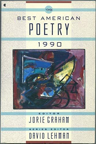 9780020327851: Best American Poetry 1990