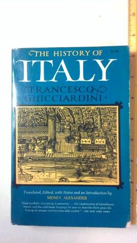 9780020329800: History of Italy