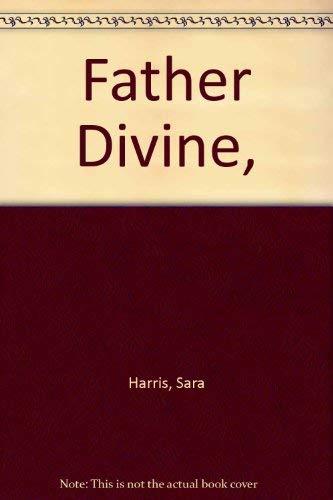 9780020330707: Father Divine,