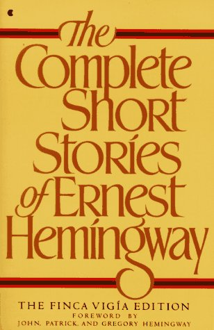 9780020332008: The Complete Short Stories of Ernest Hemingway