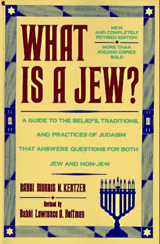 9780020332824: WHAT IS A JEW?
