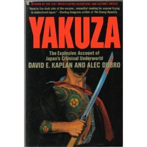 9780020339908: Yakuza: The Explosive Account of Japan's Criminal Underworld