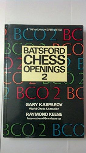 Batsford Chess Openings: Garry Kasparov