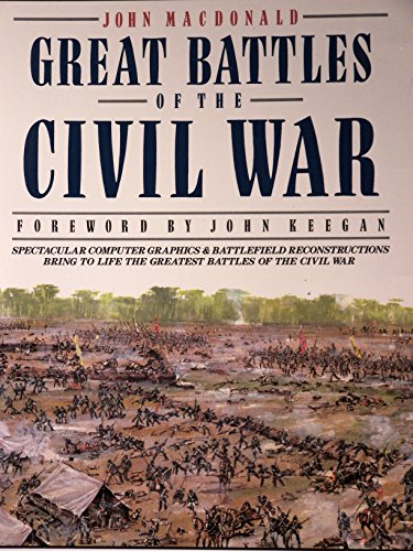 9780020345503: Great battles of the Civil War