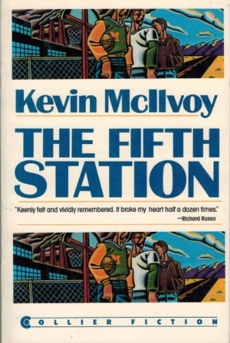 9780020346227: The fifth station: A novel (Collier fiction)