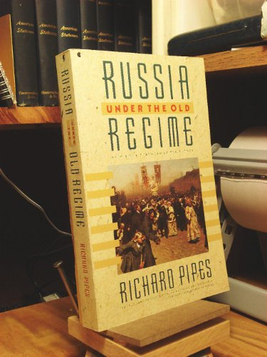 9780020360421: Russia under the Old Regime