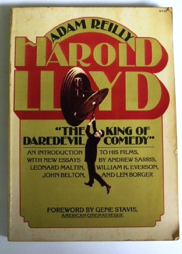 9780020363507: Harold Lloyd: The king of daredevil comedy